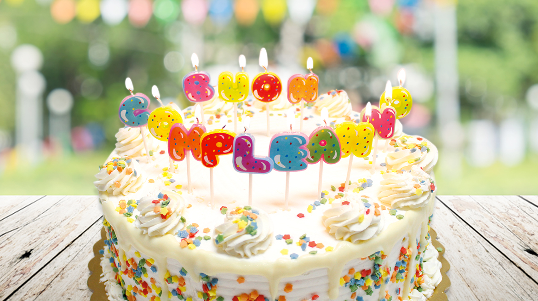 Preferenza Soffia le candeline per un compleanno MAXI! - Bigparty Blog KO01
