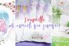 piatti e bicchieri matrimonio e promessa