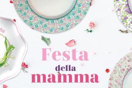 piatti per festa della mamma