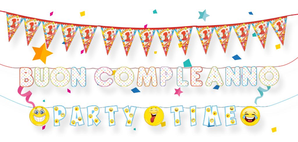 festoni per compleanno