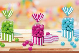 sacchetti bomboniere per confetti